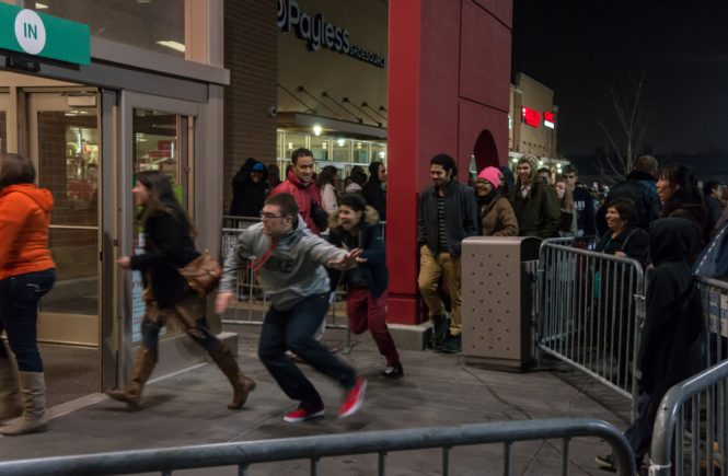 How to avoid Black Friday sales.